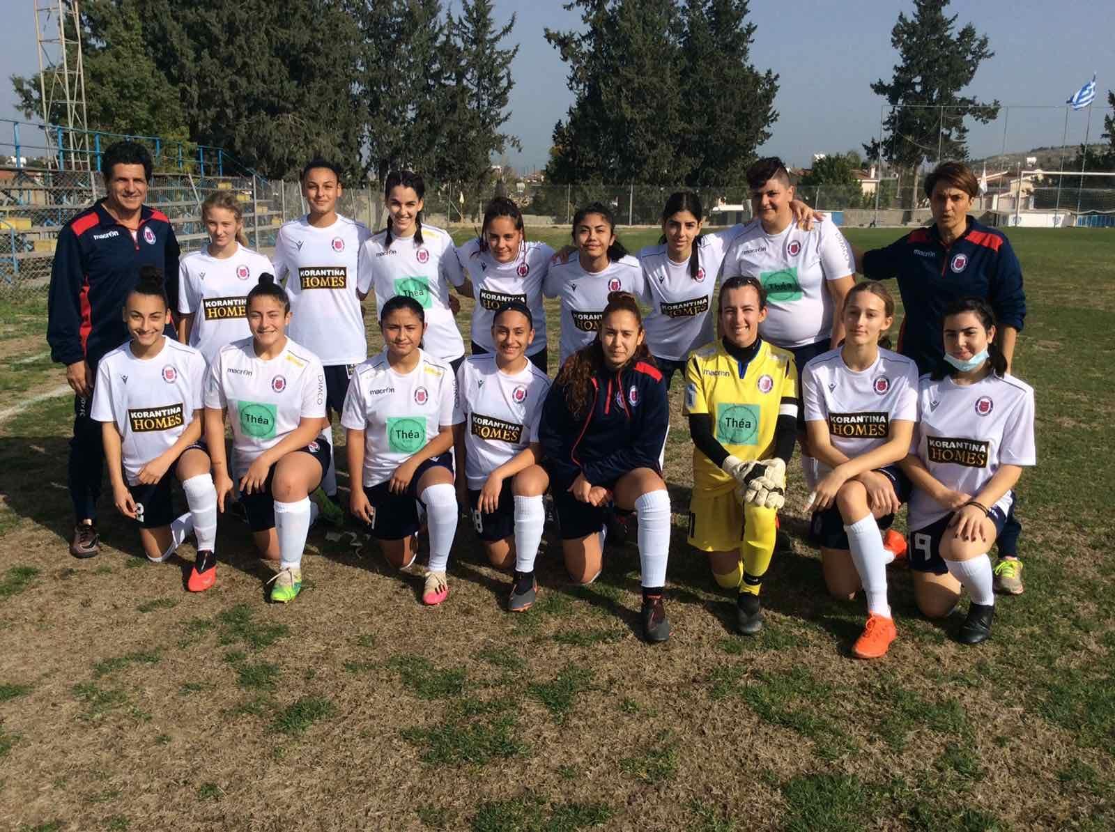 Ήττα για τις Ladies της Γεροσκήπου FC