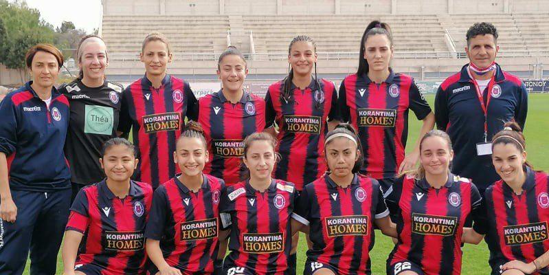 Παίκτρια των Ladies της Γεροσκήπου FC στην Εθνική Κύπρου!