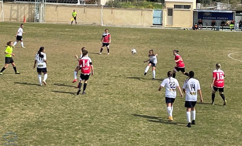 Εκτός έδρας ήττα για τις Ladies της Γεροσκήπου FC